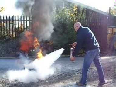 Fire Training Cornwall