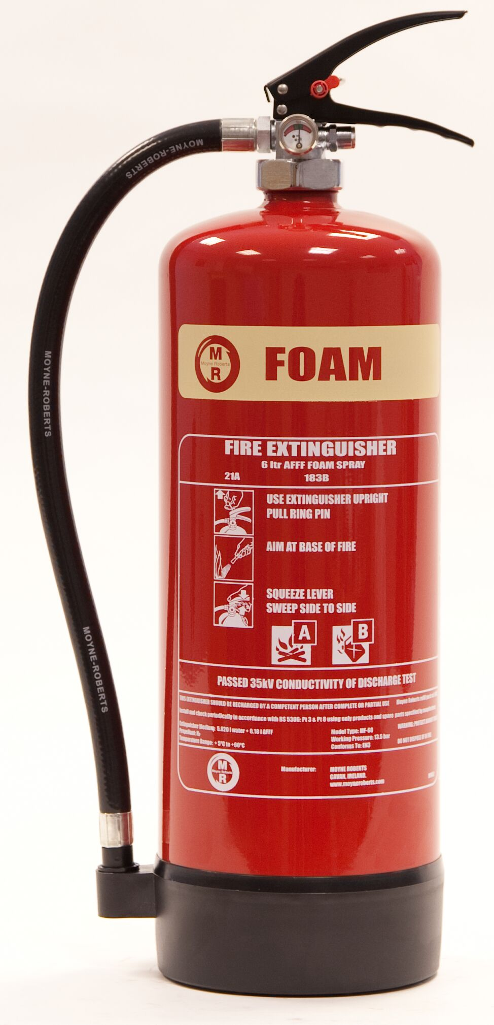 Fire Extinguishers In Cornwall